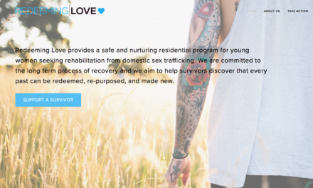 Shelter in US / California – Redeeming Love provides a safe and nurturing residential program for young women seeking rehabilitation from domestic sex trafficking
