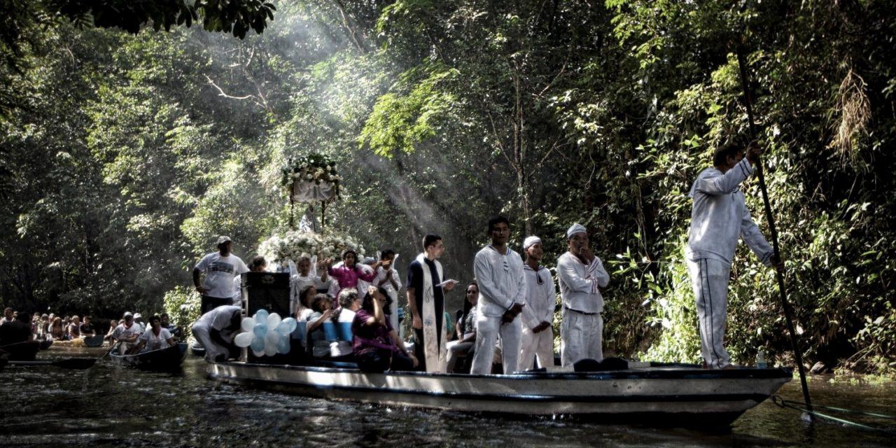 Synod for the Amazon: 'Instrumentum Laboris' released — Life in the Amazon is threatened by environmental destruction and exploitation, by the systematic violation of the fundamental human rights of the Amazon population