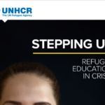 UNHCR – REFUGEE EDUCATION IN CRISIS
