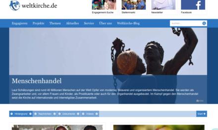 GERMANY — Weltkirche.de — Menschenhandel