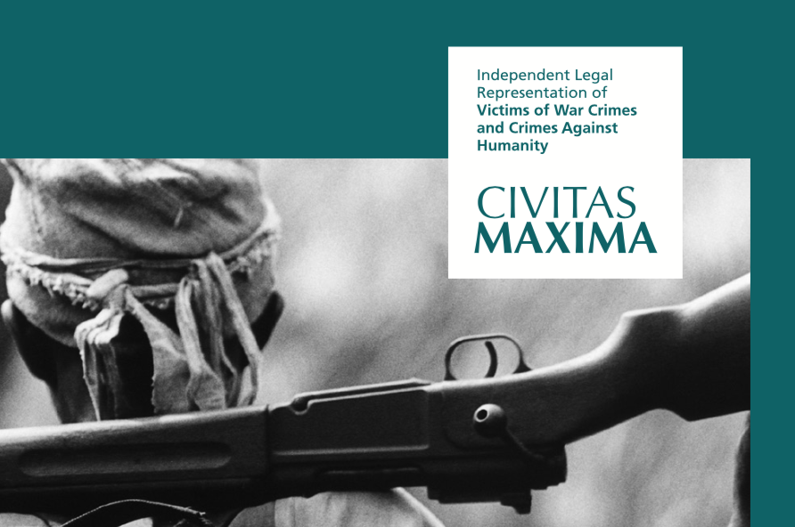 CIVITAS MAXIMA ANUAL REPORT 2018 – A world where all forgotten victims of international crimes have access to fair and impartial justice mechanisms, and perpetrators are held accountable