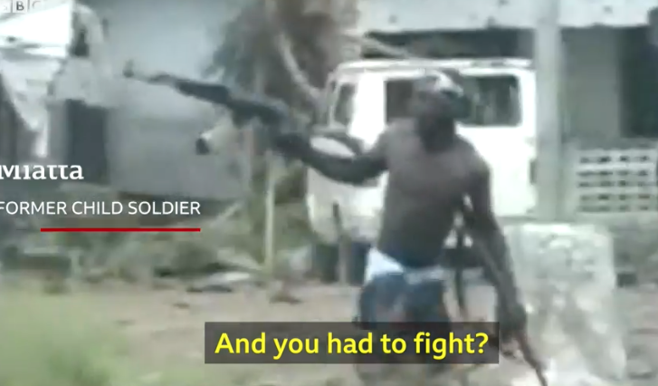 BBC – Liberia's forgotten child soldiers: 'I know I killed people'