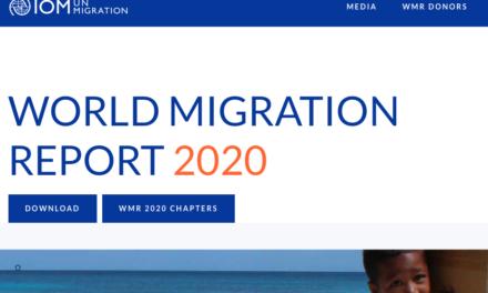 IOM – World Migration Report 2020
