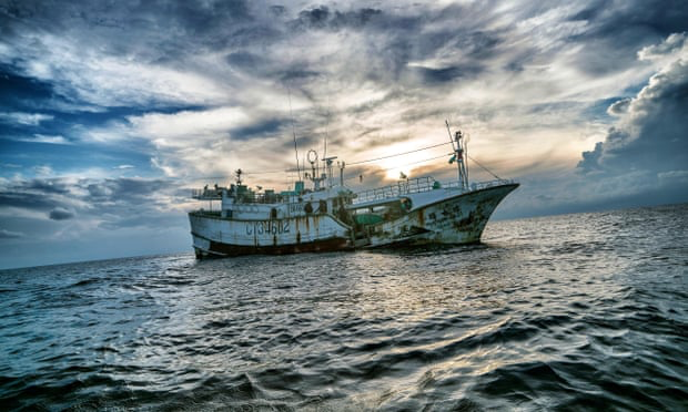 THE GUARDIAN – Ship of horrors: life and death on the lawless high seas – podcast – From bullying and sexual assault to squalid living conditions and forced labour, working at sea can be a grim business – and one deep-sea fishing fleet is particularly notorious