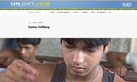 UNGIFT.ORG — INDICATEURS SUR LA TRAITE DES ETRES HUMAINS