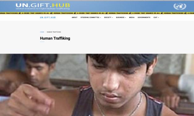 UNGIFT.ORG – INDICATEURS SUR LA TRAITE DES ETRES HUMAINS