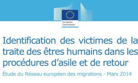 IOM — Identification des victimes de la traite des êtres humains dans les procédures d'asile et de retour