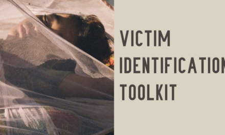 LIBERTY ASIA – VICTIM IDENTIFICATION TOOLKIT