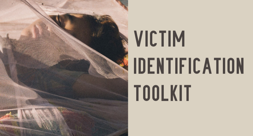 LIBERTY ASIA — VICTIM IDENTIFICATION TOOLKIT