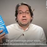 """FRANCE INFO / VIDEO. """"Nous, on a accès à une alimentation qu'on maîtrise"""" : Le message de Nicolas Chabanne à Emmanuel Macron"""