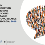 IOM —  SURVEY ON MIGRATION AND HUMAN TRAFFICKING IN UKRAINE, MOLDOVA, BELARUS AND GEORGIA, 2019