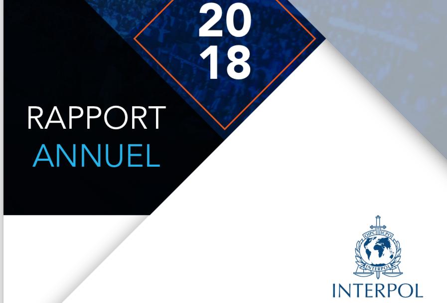 INTERPOL – RAPPORT ANNUEL 2018