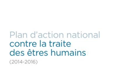 France – Plan d'action national contre la traite des êtres humains (2014-2016)