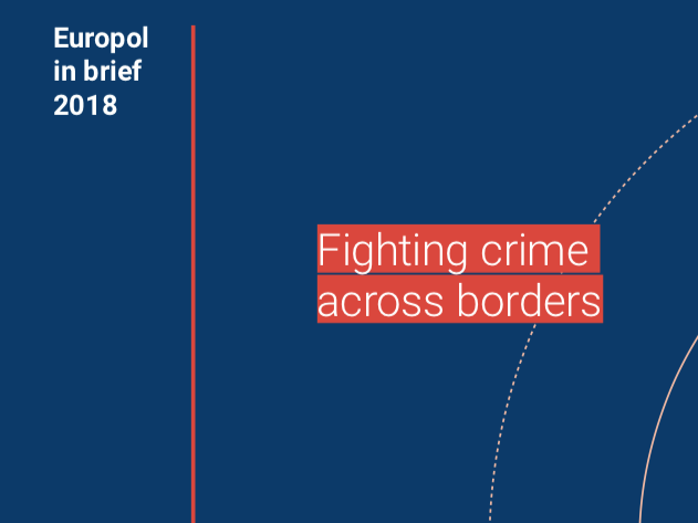 Europol: the EU's response to serious, organised crime and terrorism