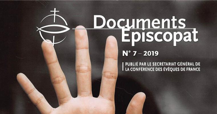FRANCE / DOCUMENTS EPISCOPAT No.7 2019 — EXPLOITATION ET TRAITE DES ÊTRES HUMAINS / COMPRENDRE POURAGIR