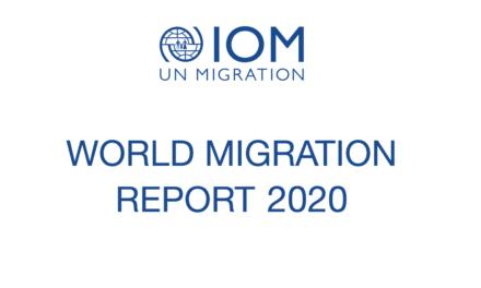 IOM WORLD MIGRATION REPORT 2020