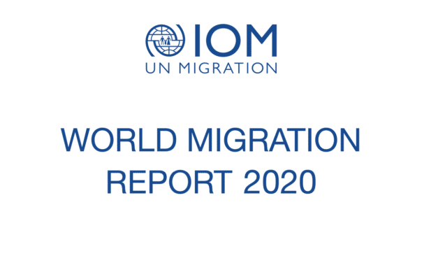 IOM WORLD MIGRATION REPORT 2020
