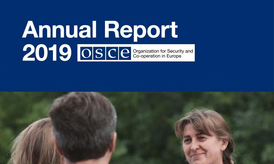 OSCE ANNUAL REPORT 2019
