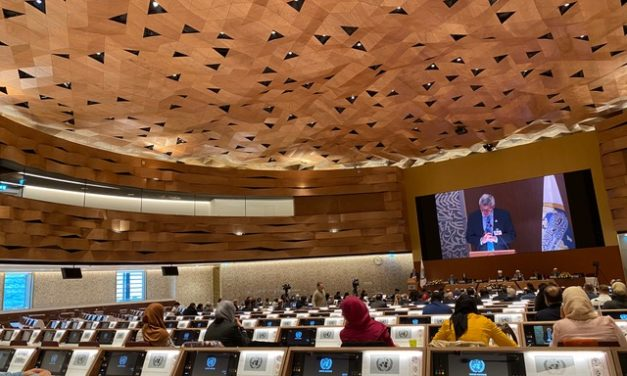 "Statement by Professor Michel VEUTHEY, Geneva, Palais des Nations, 18 February 2020 –  Conference ""Initiatives for Protecting the Youth from Extremist and Violent Ideologies: Implementation Measures"" Under the Patronage of The Muslim World League in Geneva"