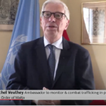 44TH UN HUMAN RIGHT COUNCIL JULY 2020 – HUMAN TRAFFICKING – INTERVIEW WITH PROF. MICHEL VEUTHEY, ORDER OF MALTA