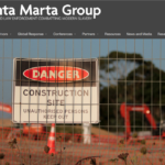 SANTA MARTA GROUP BACKS CRIMESTOPPERS CAMPAIGN TO COMBAT MODERN SLAVERYthat seeks to get anonymous informa