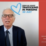 WORLD DAY AGAINST HUMAN TRAFFICKING – Geneva, 30 July 2020 – Message from Michel Veuthey, Ambassador of the Order of Malta to monitor