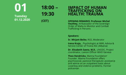 Impact Of Human Trafficking On Health: Trauma (ON-DEMAND VIDEO WEBINAR)