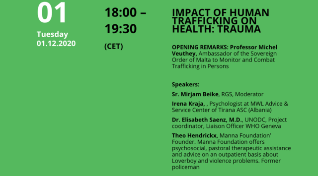 Impact Of Human Trafficking On Health: Trauma