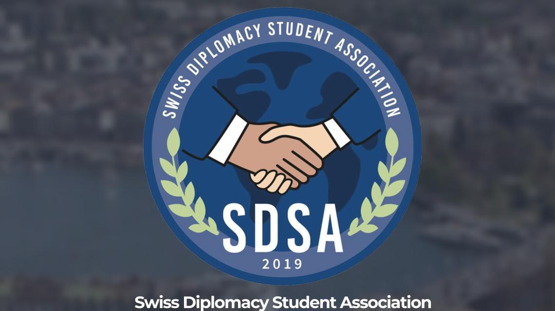 SDSA — Swiss Diplomac Student Association (28 avril 2021) / La traite des êtres humains : forme contemporaine d'esclavage