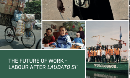 THE FUTURE OF WORK — LABOUR AFTER LAUDATO SI'