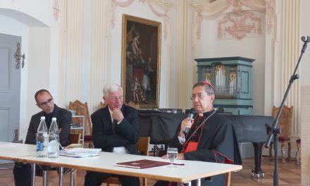 Intervention de Michel Veuthey à Einsiedeln le 25 septembre 2021