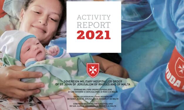 ORDER OF MALTA — ACTIVITY REPORT 2021