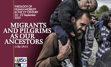 MIGRANTS AND PILGRIMS AS OUR ANCESTORS