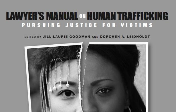 New York — LAWYER'S MANUAL ON HUMAN TRAFFICKING