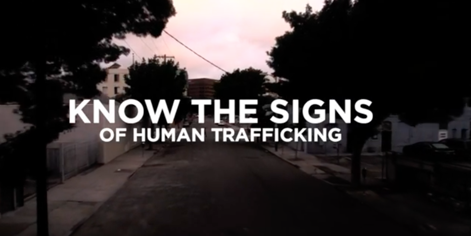 Human Trafficking Awareness — Learn theSigns!