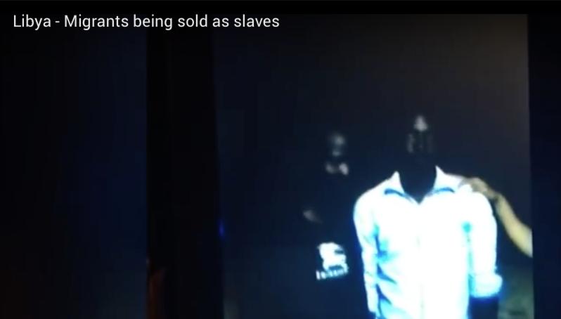 CNN — Libya's slaves: 'I was sold' —  « L'esclavagisme en Libye n'est que le prolongement de la négrophobie au Maghreb»