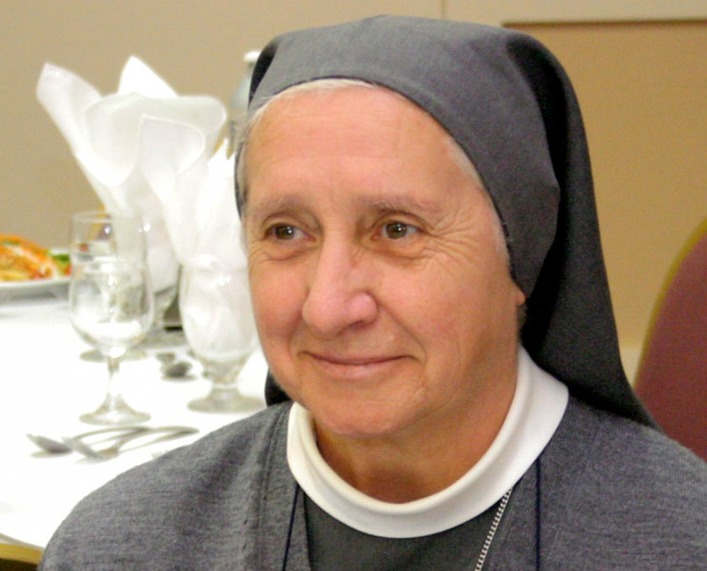 """Sr. Eugenia Bonetti — """"WOMEN HELPING WOMEN"""". The Prophetic Role of Women Religious in Counter- Trafficking in Persons"""
