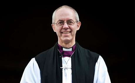 Human Trafficking — ANGLICAN COMMUNION — Archbishop of Canterbury, Justin Welby's statement