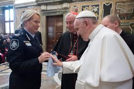 VATICAN 9 Février 2018 — Le Pape invite le groupe Sainte-Marthe à persévérer dans la lutte contre la traite humaine