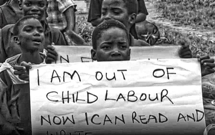 16 avril 2018 — Journée mondiale contre l'esclavage des enfants: les paroles du Pape — World day against children slavery
