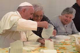 VATICAN — Pope Francis' hopes for greater equality in the distribution of wealth