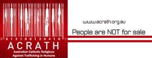 ACRATH — Australian Catholic Religious Against Trafficking in Humans