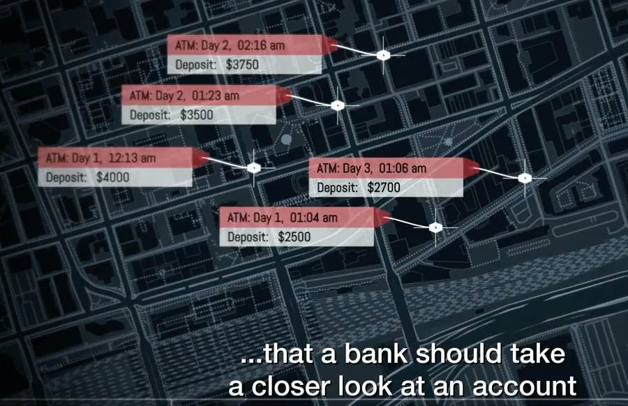 THE ECONOMIST — Tracking the traffickers — Banking on a new way to disrupt crimeVIDEO