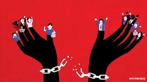 EVENING STANDARD NEWS — MODERN SLAVERY PAGE