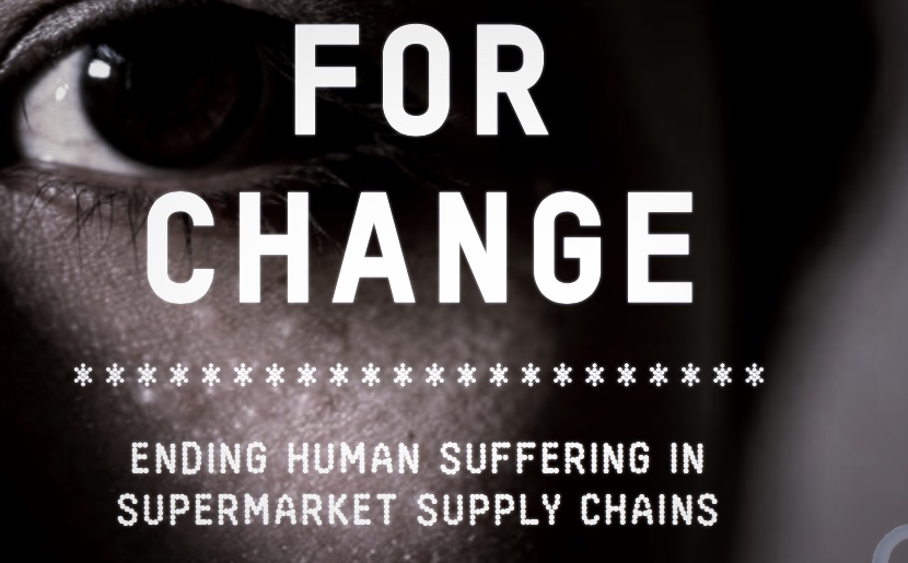 OXFAM — Behind the bar code REPORT — ENDING SUFFERING IN SUPERMARKET SUPPLY CHAINS