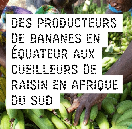 OXFAM — Derrière le code barres, la face cachée de nos aliments / Behind the Barcodes, Poverty and inequality major ingredients in supermarket supply chains