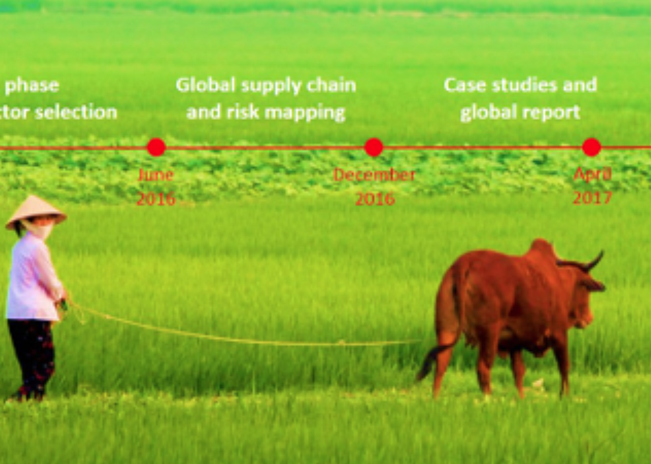 OSH in Global Supply Chains — SST dans les chaînes d'approvisionnement mondiales / According to ILO estimates, 60 to 80 per cent of world trade involves global supply chains (GSCs).