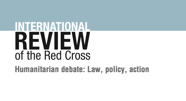 Humanitarian debate: Law, policy, action — Migration and displacement