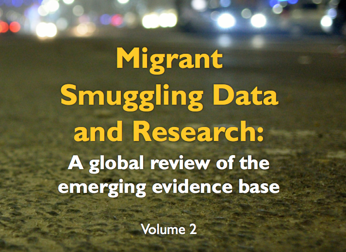 OIM — Migrant Smuggling Data and Research: A global review of the emerging evidence base Volume 2 —2018