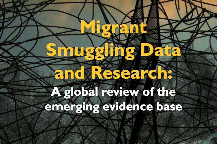 OIM — Migrant Smuggling Data and Research: A global review of the emerging evidence base VOLUME 1 —2016